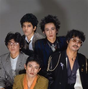 RCサクセション デビュー45周年記念ベストアルバム発売!未発表写真も多数収録