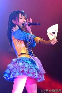 仮面女子・川村虹花がさいたまスーパーアリーナでシャウト!「地下アイドルがここまで来たぞーっ!!」
