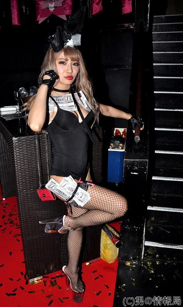 バーレスク東京リーダー・Miiは元楽天イーグルスのダンサー!「好きなものはセーラームーンとBIGBANG」