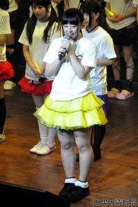 OZ・星野梨花 涙の生誕祭「仮面女子になれなかったけど、私は成長できた」