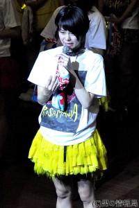 澤田リサ 生誕祭で休演発表も「絶対に戻って来ます!私は辞めません」と宣言