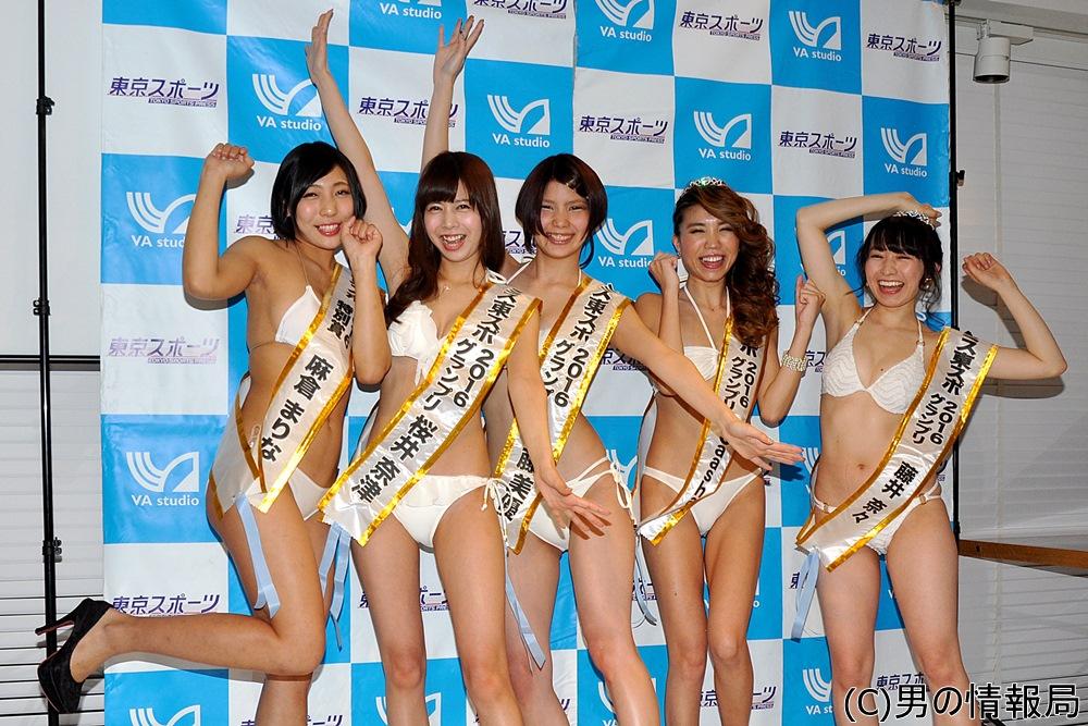 """『ミス東スポ2016』後期グランプリは""""歌姫""""Saasha、""""女優志望""""藤井奈々に決定!"""