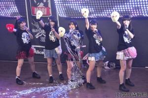 アリスのエンターテイナー・森カノン「史上最強に泣いた」生誕祭!