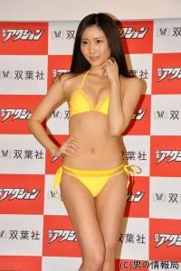桐生美希 やる気のないメイドから『ミスアクション2016』グランプリへ飛躍!