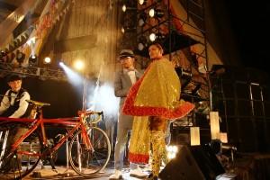 忌野清志郎ロックン・ロール・ショー 野音で初の開催!チャボのムチャぶりでTOSHI-LOWが清志郎コスプレ