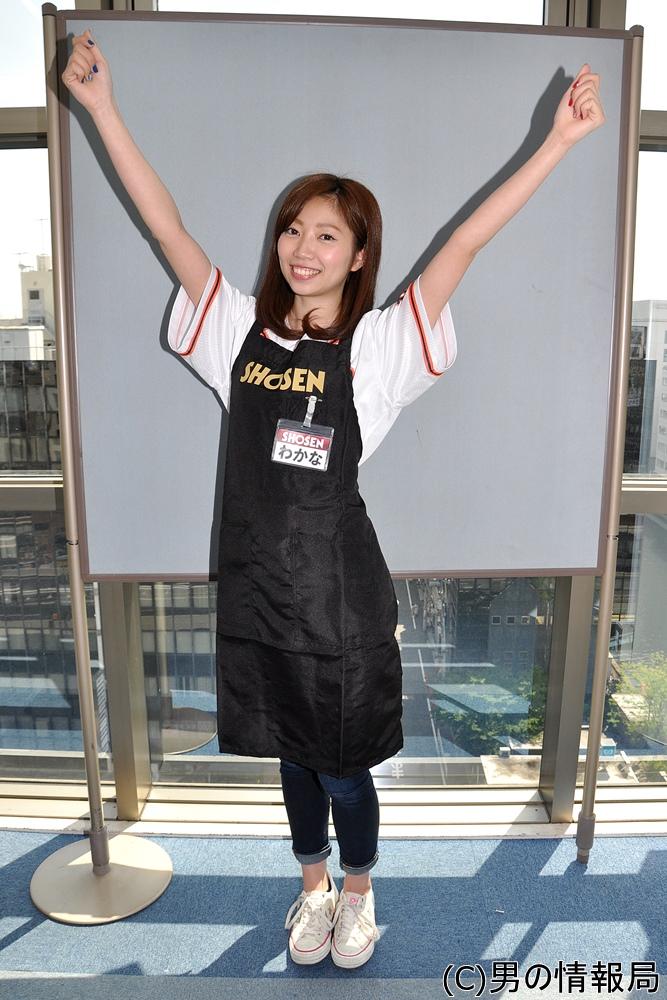 グラゼニ女子・若菜奈津美 ハマっ子だけど最近ベイスターズファンに!「荒波選手はレギュラーになってほしい」