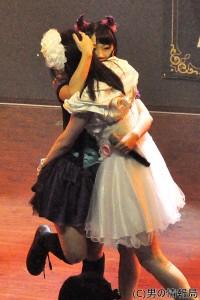 新城ひめり 涙の卒業式!仮面女子昇格ならずも「私はこんなとこで終わったりしません」