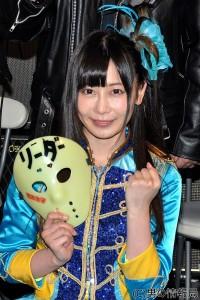 仮面女子・川村虹花 地元の大先輩・横浜銀蝿との対面に感激!「嬉しい限り」