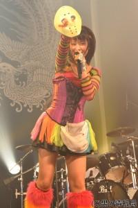 仮面女子×横浜銀蝿 奇跡のコラボ!翔「エールを被災者に」